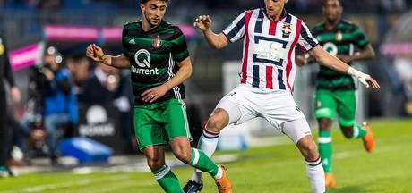 Willem II heeft de kracht niet meer tegen Feyenoord