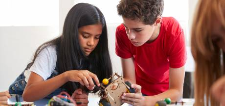 Derde TechLab Club van bibliotheek Helmond sluit aan bij Dutch Technology Week