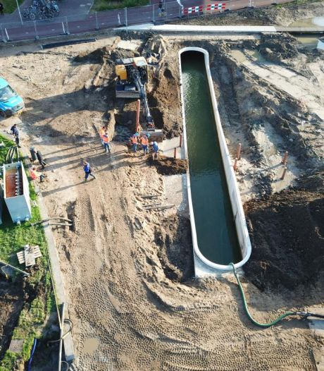 Poep en plas stroomt weer door Arnhemse en Betuwse riolen: leidingbreuk gerepareerd