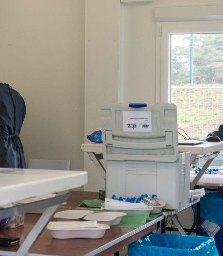 Eerste teststraten sluiten, vraag neemt af als gevolg van daling aantal besmettingen