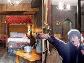 Magische nacht in een Hobbit- of Harry Potter-hotel