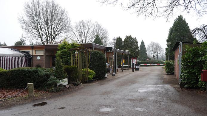 Camping de Breyenburg in Ledeacker, hier op archiefbeeld.