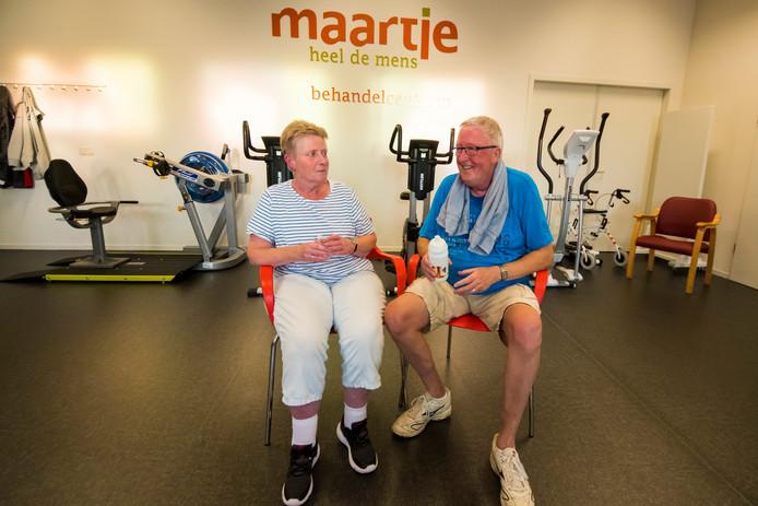 Herman Poorthuis is mantelzorger, zijn vrouw Marijke is dementerend.