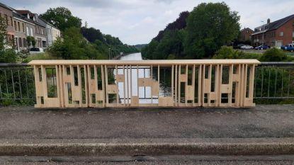 'Smeermaas Floreert' fleurt brug over Zuid-Willemsvaart op