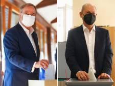 Élections en Allemagne: sociaux-démocrates et conservateurs au coude-à-coude selon les sondages