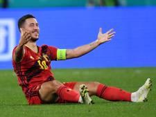 Un journaliste de Marca pas convaincu par le niveau d'Eden Hazard à l'Euro