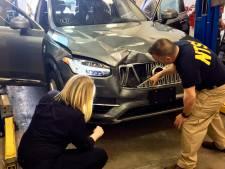 Fatale crash Uber-auto ontstond doordat software overstekende voetganger niet zag