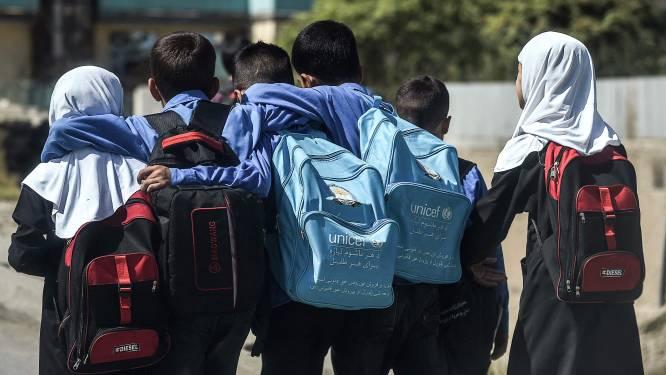 Scholen in Afghanistan voor jongens weer open, taliban zwijgen over meisjes