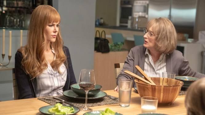 """Onze vrouw sprak met Nicole Kidman: """"We schreeuwden het uit toen Meryl Streep zei dat ze wilde meedoen aan 'Big Little Lies'"""""""