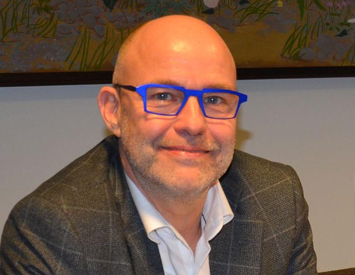 Burgemeester Jo Fonck