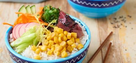 Wat Eten We Vandaag: Pokébowl met tonijn