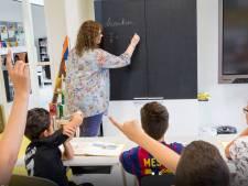 Meer dan honderd belangstellenden lopen dagje mee in het onderwijs