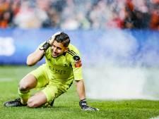 Doelman heeft dag later nog steeds last van zijn gehoor na bizar einde bij Luik - OHL