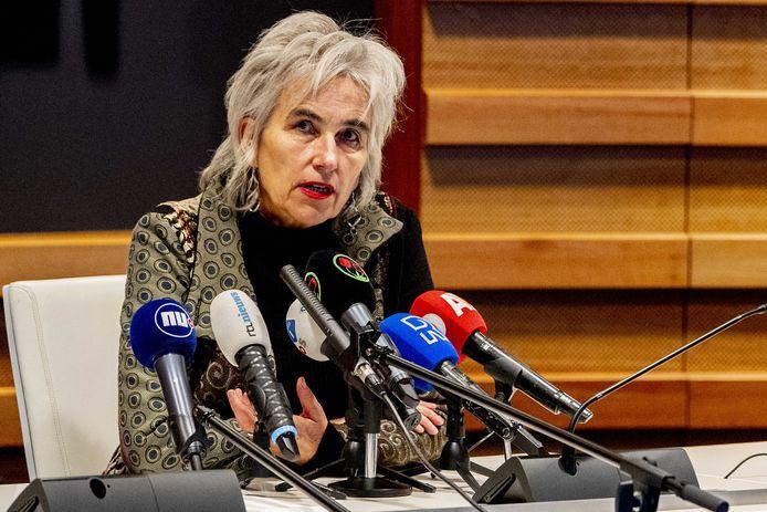 Virologe Marion Koopmans.
