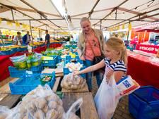 Inloopkraam doet intrede op Apeldoornse markt: 'Veel efficiënter'