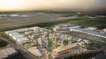 Noorwegen bouwt volledig nieuwe energiepositieve stad naast luchthaven