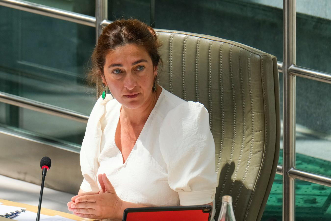 Vlaams minister van Energie Zuhal Demir.