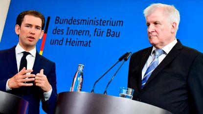 Duitse, Oostenrijkse en Italiaanse ministers werken samen in strijd tegen illegale migratie