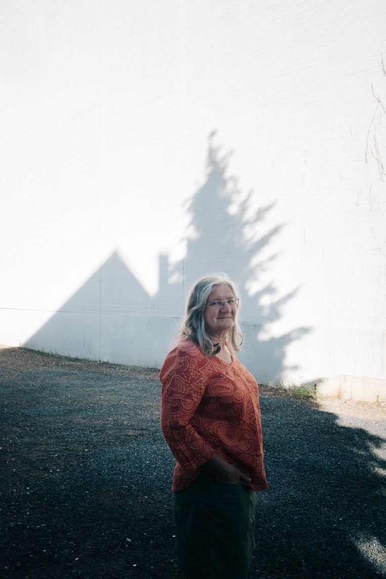 Christine Mahy: 'Armoede is zelden een individuele verantwoordelijkheid.' Beeld Wouter Van Vooren