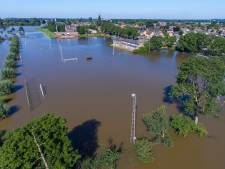 De rivieren kleuren bruin, dit is waarom