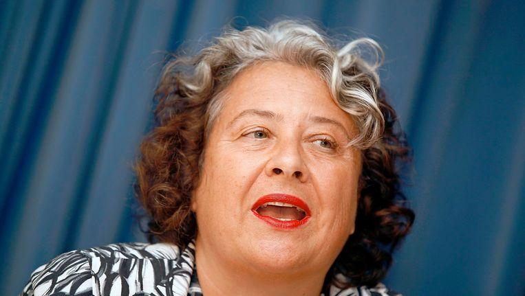 Sandra De Preter. Beeld BELGA