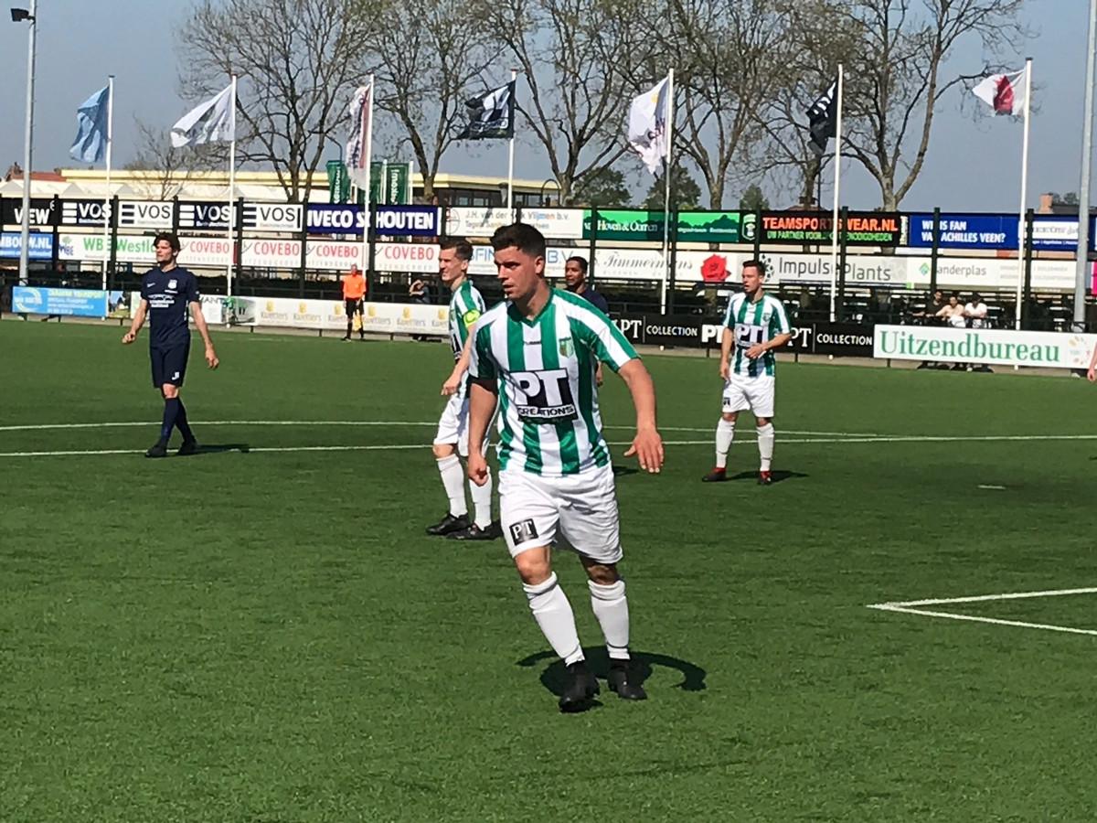 Bas van Loon in actie