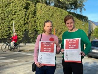 """Gentbruggelingen komen op straat tegen circulatieplan: """"Burgerparticipatie mondde uit in frustratie"""""""