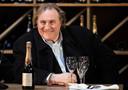 De Franse acteur Gerard Depardieu is eigenaar van restaurants èn van wijngaarden.