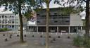 Dit gebouw aan de Marijkeweg in Wageningen wordt dit jaar verlaten door de Vakschool Wageningen en wordt dan gesloopt