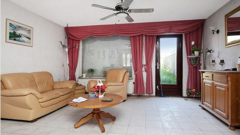 Huis in Spijkenisse, verkocht. DNB heeft de grootste moeite de Nederlandse hypotheeknormen in Europa te 'verkopen'. Beeld Funda