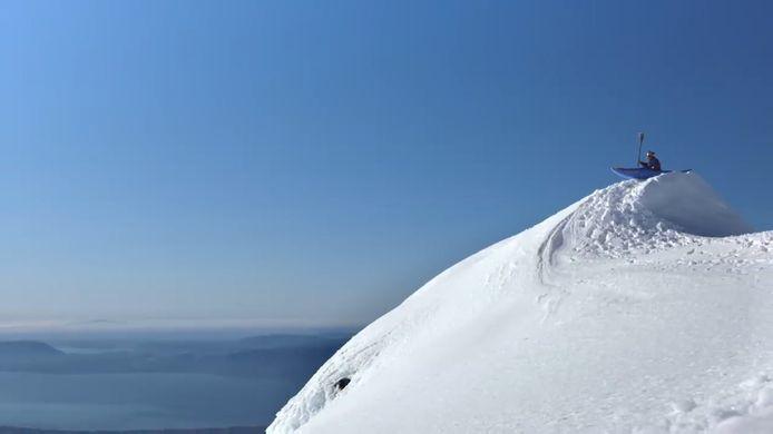 Le kayakiste Aniol Serrasolses.