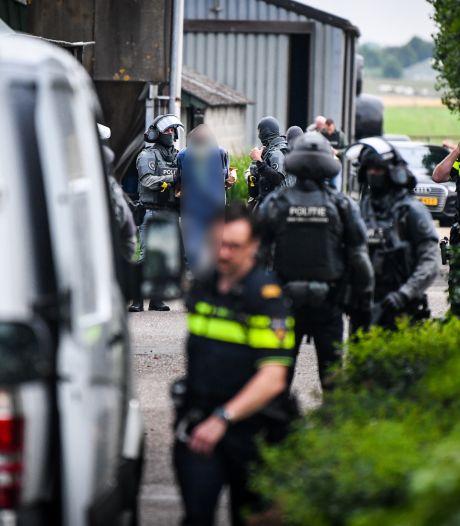 Man aangehouden in Nieuwveen vanwege 'incident met vuurwapen'