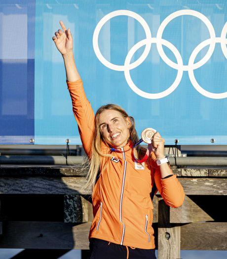 Medaillespiegel: Nederland met 17 plakken in top 10