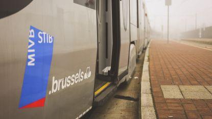 VIDEO. Man waarschuwt voor MIVB-controle, tram loopt leeg
