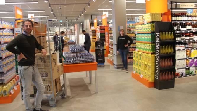 Nieuwe Albert Heijn in Ingelmunster klaar om deuren te openen