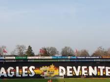 Fans GA Eagles nog niet massaal in rij voor oefenduel in Almelo