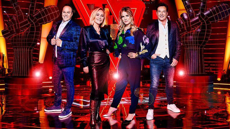 Vanavond start het nieuwe seizoen van 'The voice senior' en dít kunnen we verwachten Beeld RTL