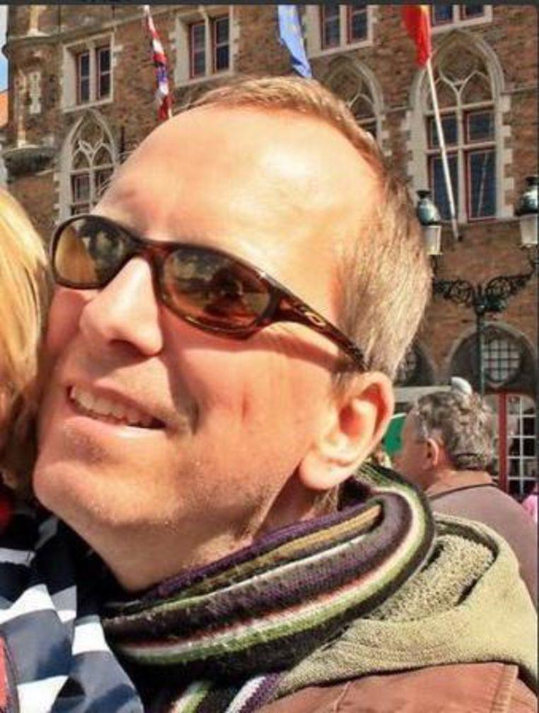 De Brit David Dixon liet het leven bij de zelfmoordaanslag in de Brusselse metro.