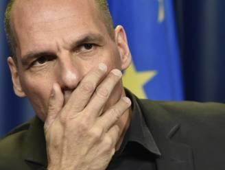 """Varoufakis stapt onverwacht op: """"Ik zal minachting van schuldeisers met trots ondergaan"""""""