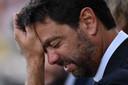 Andrea Agnelli, voorzitter van Juventus, en initiatiefnemer van de Super League.
