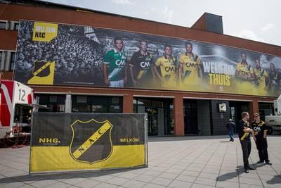 Onderzoeksbureau oordeelt hard: winkels bij NAC-stadion hebben nul meerwaarde voor Breda