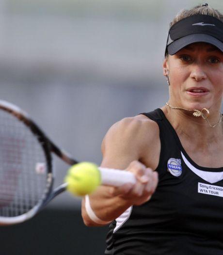 Yanina Wickmayer balayée par Jankovic