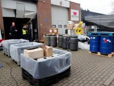 Eis zeven jaar tegen leider xtc-lab Gaasbeekstraat in Eindhoven