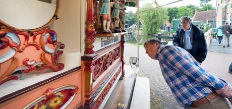 Kasteel Rosendael ontvangt draaiorgeldag met open armen