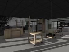 Samen wonen, koken, eten en winkelen in 'Het Johannink' in Ootmarsum: 'Hier krijg ik energie van'