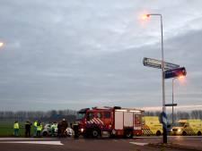 Opnieuw ernstig ongeval op Zevenbergseweg bij Etten-Leur: twee gewonden