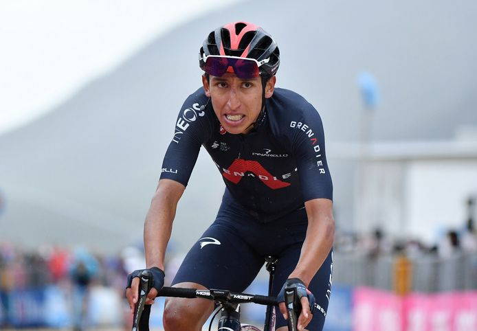 L'étape et le général: Egan Bernal prend le pouvoir sur le Giro.