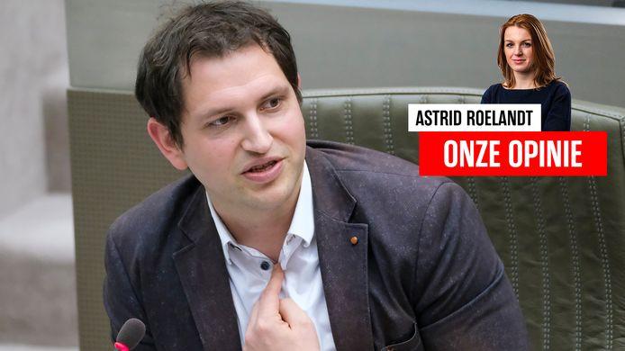 Maurits Vande Reyde (Open Vld) kaartte maanden geleden al dat de criteria voor de waarborgregeling veel te soepel waren.