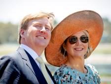 Máxima geeft fortuin uit in Australische boetiek, koning geeft advies