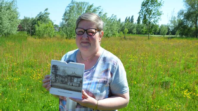 """""""Elke vrije minuut investeer ik in mijn Facebookpagina"""": Linda verkoopt verjaardagskalender met 'Oude foto's van Lokeren' ten voordele van brandweer"""